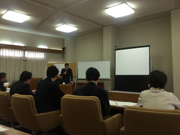 【平成27年度尼崎市議員研修会】