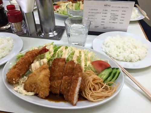 【洋食なかじま】
