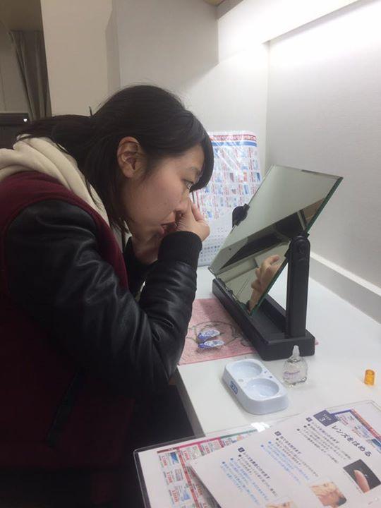 【コンタクトレンズ】