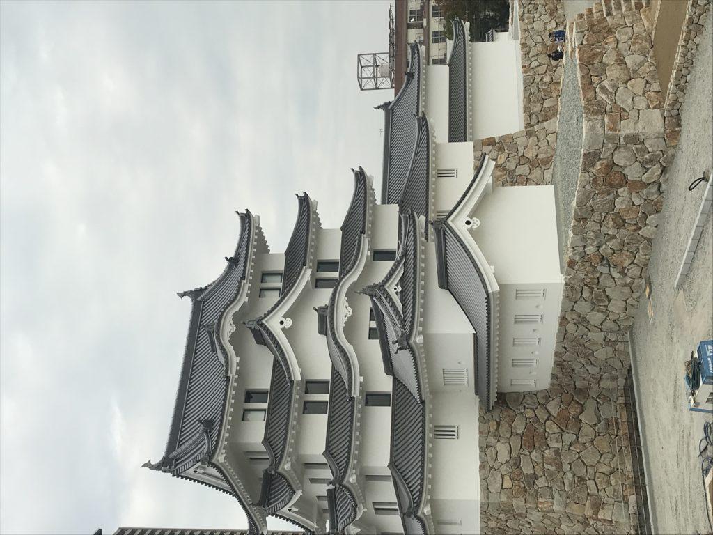 本日の尼崎城